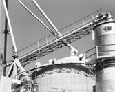 Conveyors installed by Cleveland Grain