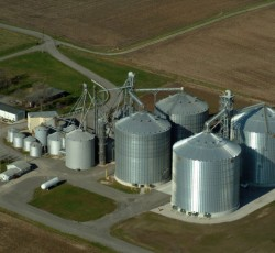 Grain Bins for Central Ilinois
