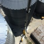 Crane View for Cleveland Grain Systems